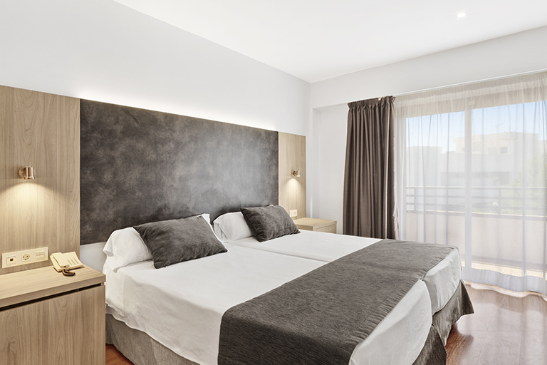 booking double room at Hotel Principe in Playa de Palma